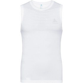 Odlo Performance Light Top Crew Neck Singlet Men, white